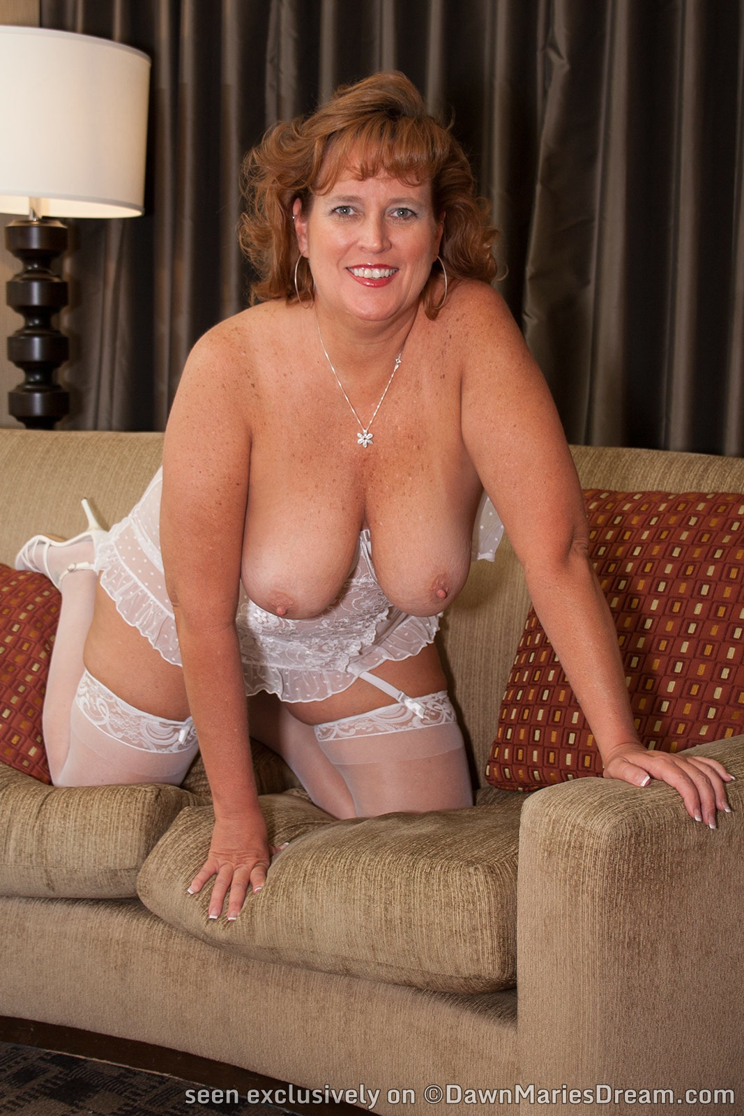 Dawn maries dream amateur redhead housewife tgp